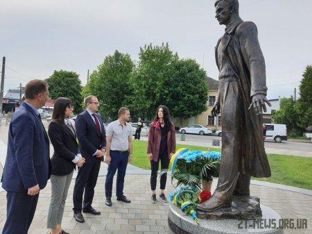 У Житомирі вшанували пам'ять Олега Ольжича
