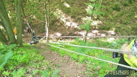 На Житомирщині стартував чемпіонат області з техніки пішохідного туризму