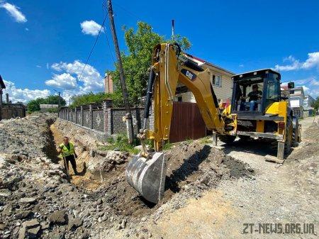 Розпочато перший етап будівництва тролейбусної лінії на Мальованку