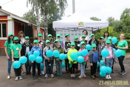 У Житомирській музичній школі №5 відкрили денний табір «Music Weekend»