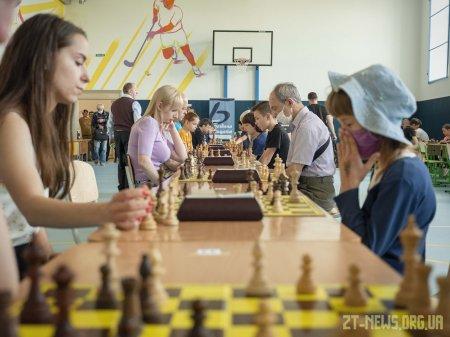 На Житомирщині відбувся перший всеукраїнський шаховий фестиваль «Коронований пішак»