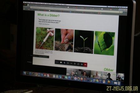 Норвезька освітня організація Dibber має намір співпрацювати з Житомиром