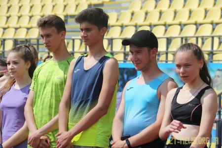 У Житомирі розпочався чемпіонат міста з легкої атлетики