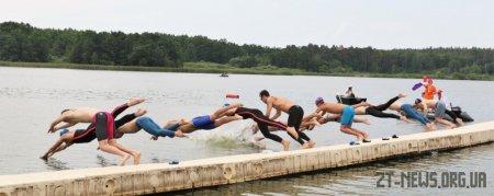 Житомир вперше приймає чемпіонат України з плавання на відкритій воді