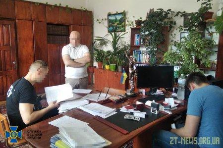 СБУ викрила корупційну схему в Державній виконавчій службі Житомирщини