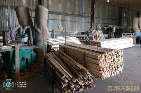 Житомирське підприємство СБУ викрила на завданні шкоди екології