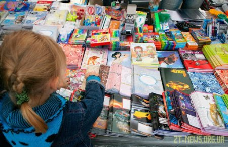 Шкільні ярмарки у Житомирі проходитимуть на трьох локаціях