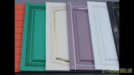 Особенности покраски МДФ фасадов