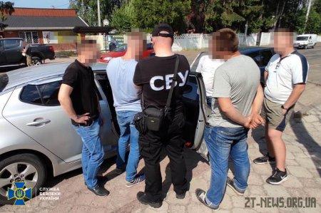СБУ заблокувала конвертцентр, який працював на Житомирщині