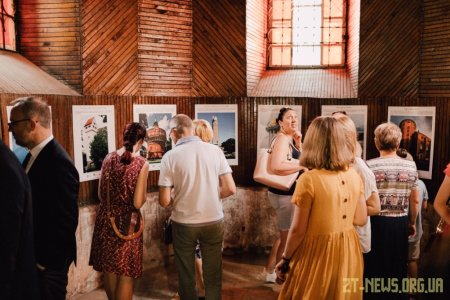 """В рамках """"Фестивалю веж"""" житомиряни мали змогу відвідати водонапірну вежу Житомира"""