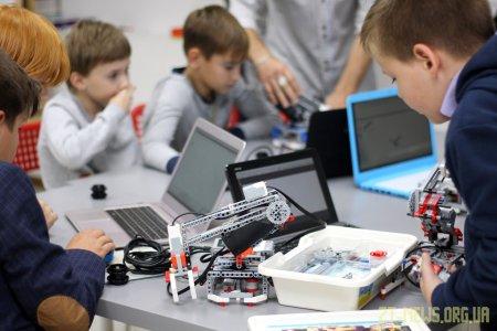 Уроки робототехники в Сумах