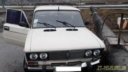 У сервісному центрі МВС Коростеня затримали автомобіль, який розшукує Інтерпол