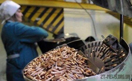 Патронний завод планують збудувати  у промисловій зоні Житомира