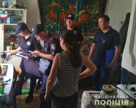 В Ушомирській громаді поліція зафіксувала випадки нехтування батьківськими обов'язками