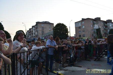 На Житомирщині відсвяткували 150-річчя від дня народження Лесі Українки