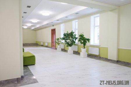 У Малині відкрили сучасний Центр культури і дозвілля