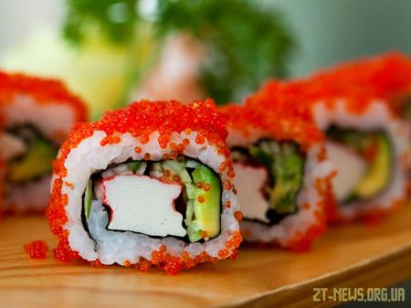 Как не ошибиться с выбором суши