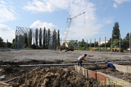 Італійська компанія розпочала спорудження заводу у Житомирі