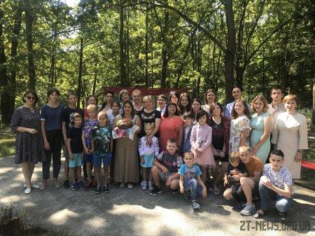 100 дітей отримали канцтовари до нового навчального року