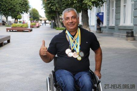 Житомирянин виборов бронзу на чемпіонаті України з риболовного спорту