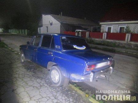 На Житомирщині поліцейські розшукали чоловіка, який викрав два автомобілі