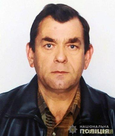 На Житомирщині тривають пошуки 58-річного Валентина Завацького