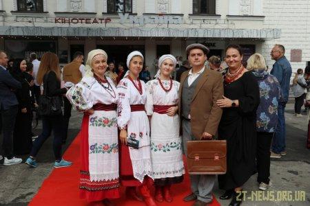 У Житомирі презентували документальну стрічку про Сергія Корольова