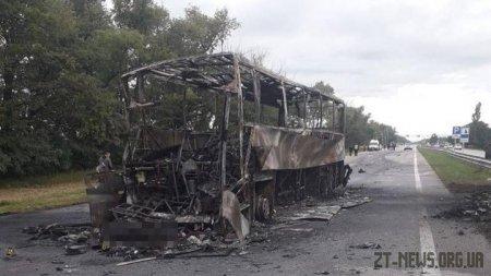 Суд взяв під варту водія автобуса, який в'їхав у вантажівку на Житомирщині