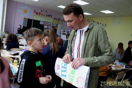 У Житомирі вчителем початкових класів працює тільки один чоловік
