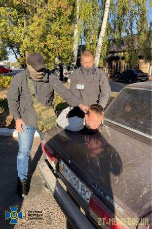 На Житомирщині СБУ викрила поліцейського-організатора мережі наркодилерів