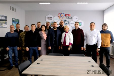 У Житомирі учасники бойових дій опановуватимуть ІТ-технології